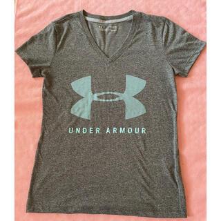 UNDER ARMOUR - アンダーアーマー レディースTシャツ SM