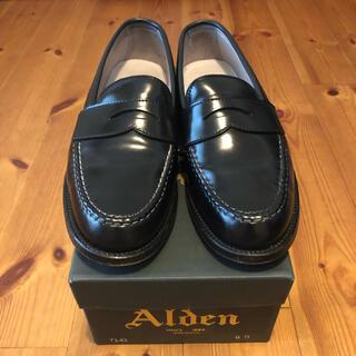 Alden - オールデン  ローファー コードバン  8D