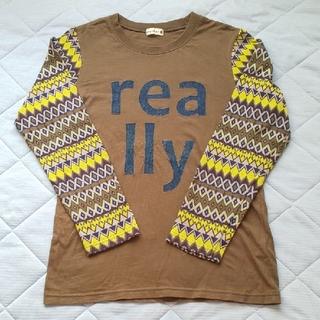 ブランシェス(Branshes)のブランシェス branshes 長袖Tシャツ 150cm(Tシャツ/カットソー)