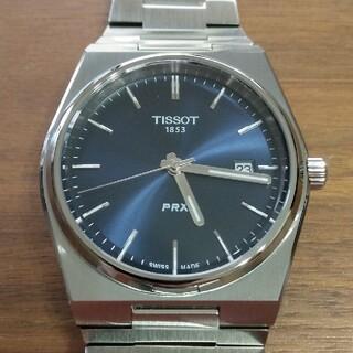 ティソ(TISSOT)のティソPRX 青文字盤(腕時計(アナログ))