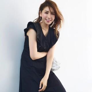 JUSGLITTY - 【新品未使用】JUSGLITTY美香さんコラボワンピース