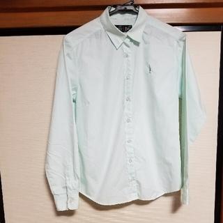 EASTBOY - イーストボーイ カラーYシャツ(グリーン)