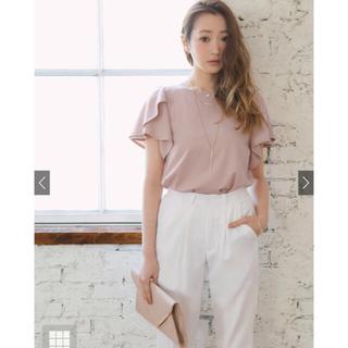 グレイル(GRL)のGRL❤︎未使用チューリップスリーブトップス(Tシャツ(半袖/袖なし))