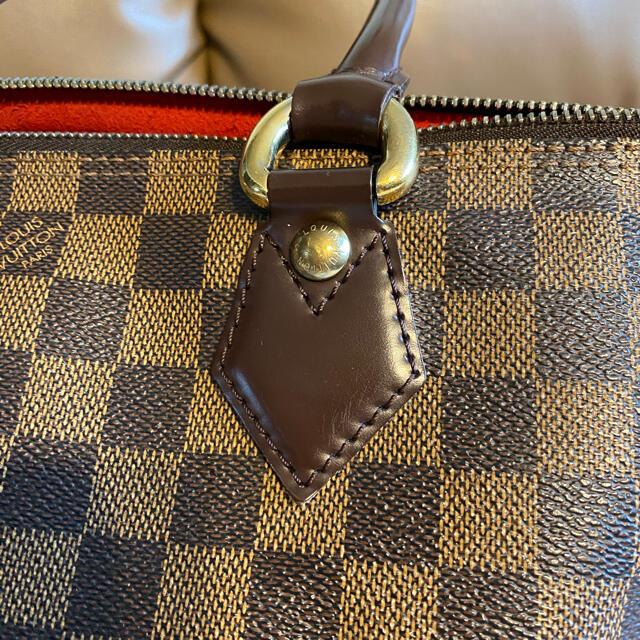LOUIS VUITTON(ルイヴィトン)の値下げました!💗正規品!超美品!ルイヴィトン ダミエハンドバッグ レディースのバッグ(ハンドバッグ)の商品写真