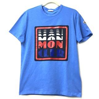モンクレール(MONCLER)の未使用モンクレール日本未入荷カラー マグリアTシャツ プリントシャツ レディース(Tシャツ(半袖/袖なし))