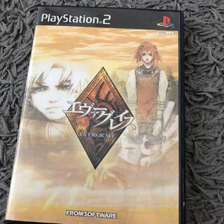 プレイステーション2(PlayStation2)のps2 エヴァーグレイス(家庭用ゲームソフト)