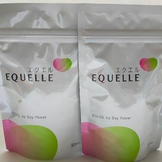 大塚製薬 - 大塚製薬 エクエル 30日分 120粒 2袋