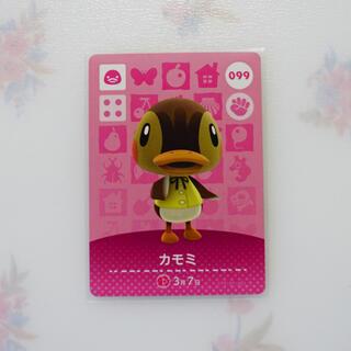 任天堂 - 『カモミ』どうぶつの森amiiboカード