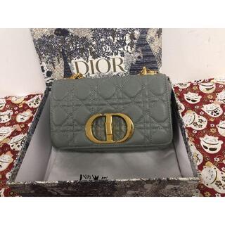 ディオール(Dior)のDIOR CARO スモールバッグ(ショルダーバッグ)
