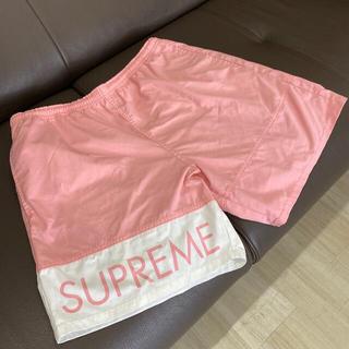 Supreme - 中古 supreme banner water short M 16ss