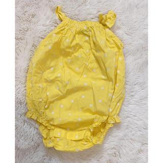 ベビーギャップ(babyGAP)のベビー服 ロンパース(ロンパース)