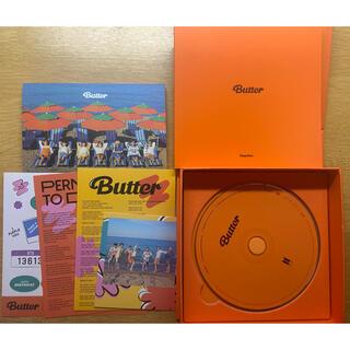 防弾少年団(BTS) - BTS butter Peach CD