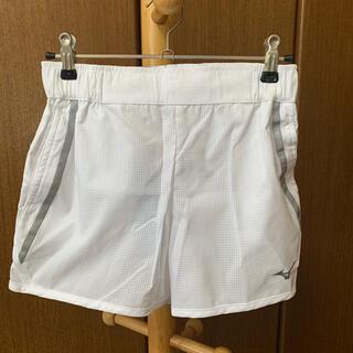 ミズノ(MIZUNO)の【新品】 Lサイズ MIZUNO テニスウェア ショートパンツ(ウェア)