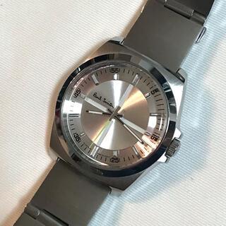 ポールスミス(Paul Smith)の定3.5万 ポールスミス クローズドアイズ腕時計 オーバーホール済(腕時計(アナログ))
