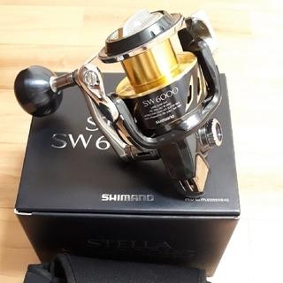 SHIMANO - 13ステラsw6000hg