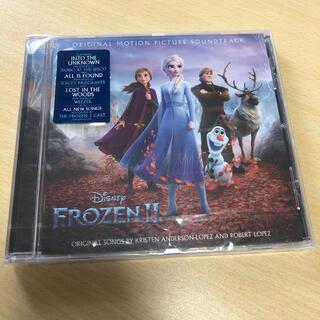 《値下不可》新品 アナと雪の女王2 オリジナル・サウンドトラック 輸入盤(映画音楽)