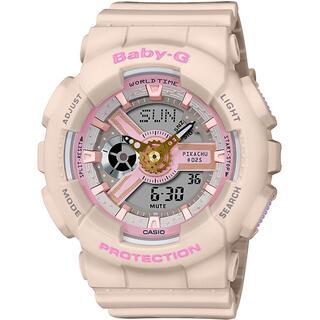ベビージー(Baby-G)の限定モデル カシオ  Baby-G  BA-110PKC-4AJR(腕時計)