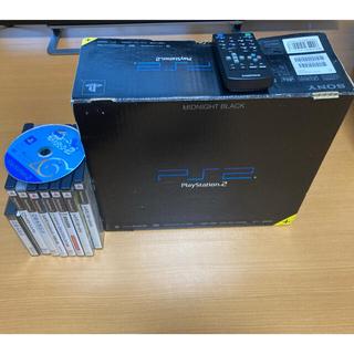プレイステーション2(PlayStation2)のPlayStation2 50000本体 ソフトおまけ(家庭用ゲーム機本体)