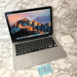 Mac (Apple) - 訳ありMacBook pro 13インチ 2015 フルカスタムモデル