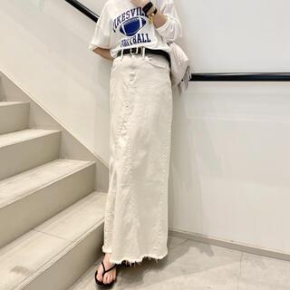 L'Appartement DEUXIEME CLASSE - ★新品タグ付き アパルトモン グッドグリーフ マキシスカート★