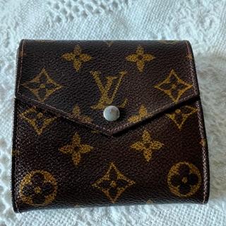 ルイヴィトン(LOUIS VUITTON)のルイヴィトン モノグラム 折り財布(財布)