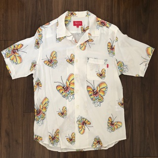 Supreme - Gonz Butterfly Shirt supreme