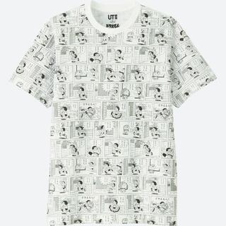 UNIQLO - 【美品/Lサイズ】UNIQLO ユニクロ × ドラえもん Tシャツ のび太
