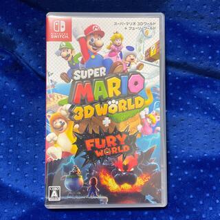 スーパーマリオ 3Dワールド + フューリーワールド Switch