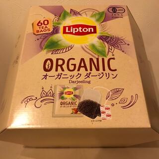 コストコ(コストコ)のリプトン オーガニックダージリン 有機紅茶(茶)