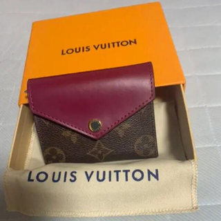 LOUIS VUITTON - ルイヴィトン ポルトフォイユ  ゾエ