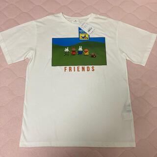 メリージェニー(merry jenny)のmerry jenny ミッフィー Tシャツ ENJOY miffy(Tシャツ(半袖/袖なし))