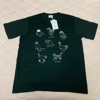 メリージェニー(merry jenny)のmerry jenny 猫図鑑Tシャツ(Tシャツ(半袖/袖なし))