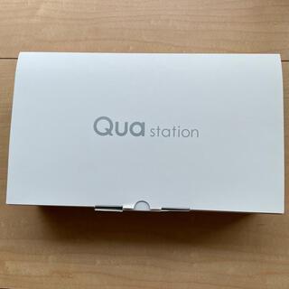エーユー(au)のau / Qua station  新品未使用(その他)