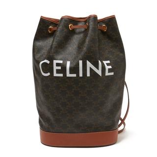 celine - セリーヌ CELINE ミディアムセーラーバック  レディース【中古】