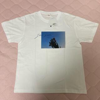 メリージェニー(merry jenny)のmerry jenny プリントTシャツ(Tシャツ(半袖/袖なし))
