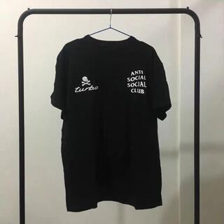 NEIGHBORHOOD - ASSC NBHD Tシャツ ブラック Lサイズ