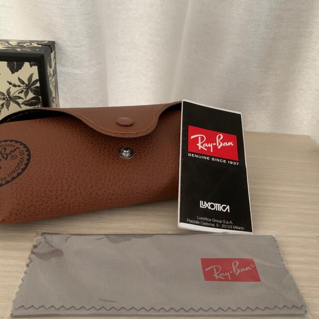 Ray-Ban(レイバン)のRay-Banサングラス(未使用) レディースのファッション小物(サングラス/メガネ)の商品写真