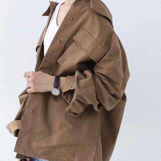 antiqua - アンティカ 大人ハンサム 上質ワークライクジャケット