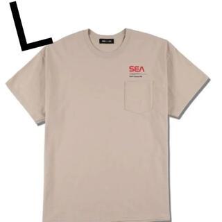 シー(SEA)の20ss ポケットT   Lサイズ(Tシャツ/カットソー(半袖/袖なし))