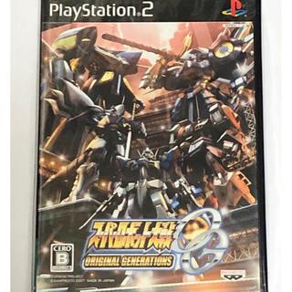 プレイステーション2(PlayStation2)のPS2 スーパーロボット大戦OG オリジナルジェネレーションズ(家庭用ゲームソフト)