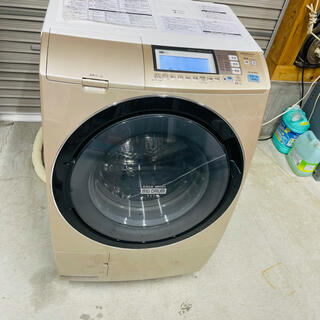 日立 - HITACHIドラム洗濯機