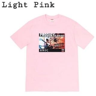 シュプリーム(Supreme)の希少サイズ★XL★HNIC Tee★Light Pink ヒップホップ(Tシャツ/カットソー(半袖/袖なし))