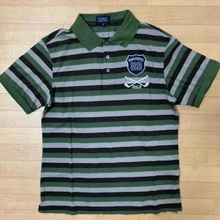 PEARLY GATES - パーリーゲイツ ゴルフウェア サイズ6 ポロシャツ  ボーダー柄