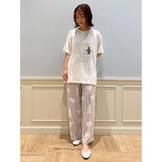 gelato pique - 【COOL FAIR】シロクマTシャツ&ロングパンツ