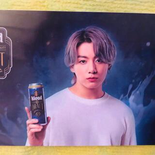 防弾少年団(BTS) - BTS×クラウドビール トレカ  ジョングク Jungkook グク JK