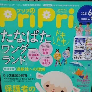 プリプリ2021年6月号(専門誌)