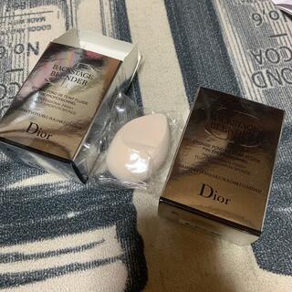 ディオール(Dior)のディオール バックステージ ブレンディングスポンジ 2個(ファンデーション)