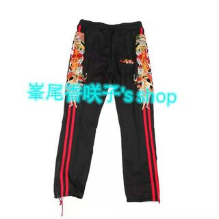 Doublet 18FW EMBROIDERY TRACK PANTS