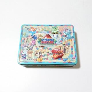 Disney - ディズニー ピクサー クッキー空き缶
