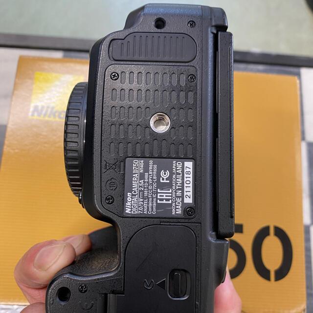 Nikon(ニコン)のNikon D750 スマホ/家電/カメラのカメラ(デジタル一眼)の商品写真